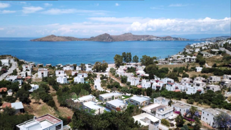 Denize 150m Mesafede Satılık Müstakil Villalar
